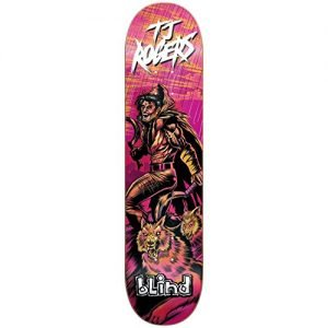 br &Nameinternal br &Nameinternal 10011815 Warrior Series TJ Rogers 8.0 Deck