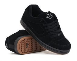 eS Accel OG (Black) Men's Skate Shoes-11.5 by eS