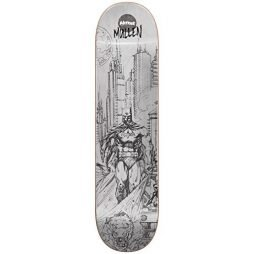 ALMOST Pencil Sketch Deck, Rodney Mullen, Size 8.0
