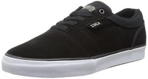 C1RCA Men's Goliath Skate Shoe, Black/Mink, 8.5 M US