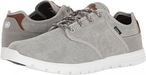Circa Men's Atlas Washed Gray/White Athletic Shoe