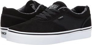 Circa  Men's Gravette Black/White 11 D US