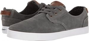 C1RCA Circa Men's Harvey Charcoal/White 5 D US