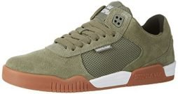 Supra Mens Ellington Low Top Lace Up Fashion Sneakers