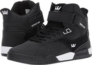 Supra Men's Bleeker Black/Black 2 Medium/11 C/D US Women/9.5 D(M) US Men