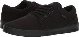 Supra Mens Ineto Canvas Low Top Lace Up Skateboarding