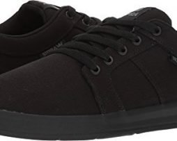 Supra Mens Ineto Shoes Size 11 Black-Black