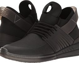 Supra Men's Skytop V Black Athletic Shoe