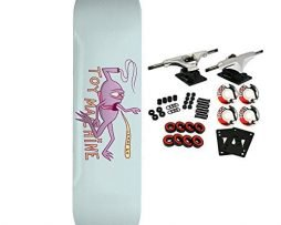 TOY MACHINE Skateboard Complete LEMME GO 8.5""