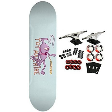 TOY MACHINE Skateboard Complete LEMME GO 8.5″