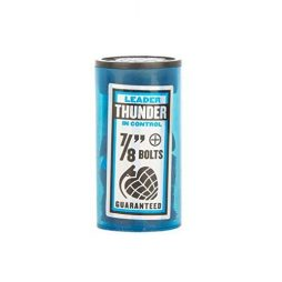 Thunder 7/8″ Blue Hardware Single Set Skateboarding Hardware