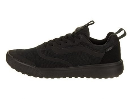 Vans UltraRange Rapidweld Men's Shoes (10.5, Black/Black)