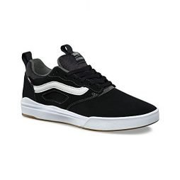 Vans Ultrarange Pro Shoes UK 11 Black White