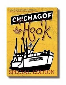 "Volcom Chichagof ""The Hook"" Special Edition Skateboard DVD"