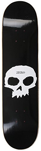 Zero Single Skull R7 Skateboard Deck