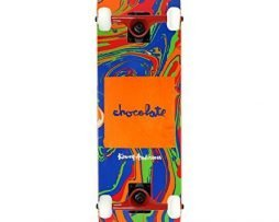 """Chocolate Skateboard Complete Anderson Sumi Chunk 7.25"""" Tensor Assembled"""