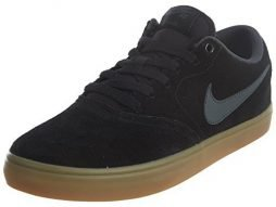 NIKE Women's SB Check Solar Canvas Skateboarding Shoe