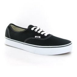 Vans Authentic Unisex Skate Trainers Shoes Black 11.5 B(M) US Women/10 D(M) US Men