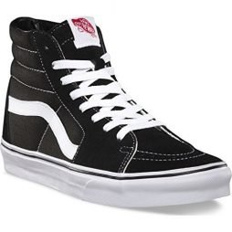 Vans Men's Sk8-Hi MTE Skate Shoe (7.5 D(M) US MEN / 9 B(M) US WOMEN, (Classic)-black/white)