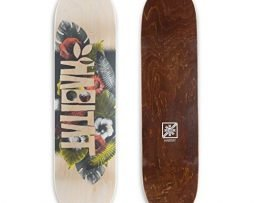 HABITAT SKATEBOARDS FOLIAGE COLLAGE - 8.375