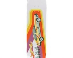 Habitat Angel Rallye Skateboard Deck -8.12 DECK ONLY