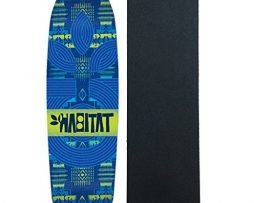 "Habitat Skateboard Deck Native Cruiser 9.0"" with Grip"
