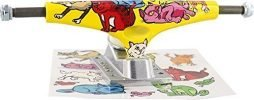 Krux 8.25 Std Cat Party Yel/Silver