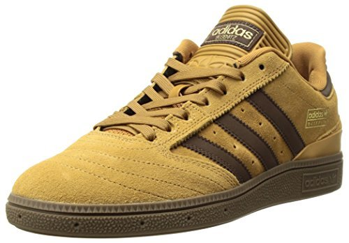 outlet store 6d1be 68e49 adidas Originals Mens Busenitz Sneaker, MesaBrownGold Metallic, ...