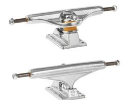 Independent Stage-11 169mm Silver Skateboard Trucks (Set of 2) by Independent Trucks