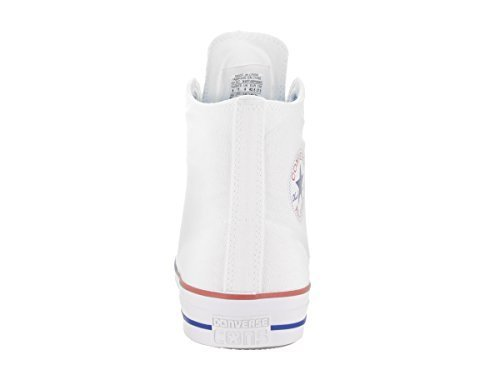 554cd54bfbac Converse Unisex Chuck Taylor All Star Pro Hi White Red Blue Skate Shoe 7