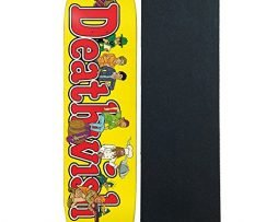 "Deathwish Skateboard Deck Teen-Ager 8.475"" With Pro Grip"
