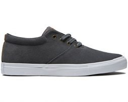 Diamond Supply Co. Torey Shoes - Grey Suede - 9.0