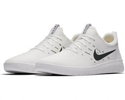 NIKE SB Nyjah Free Summit White/Lemon Wash 7.0