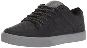 Osiris Men's Protocol Skate Shoe, Black/Charcoal/Work, 10 M US