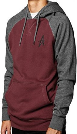 Altamont Men's A Fleece Hoody Pullover Sweatshirts