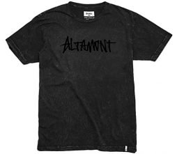 ALTAMONT Mens One Liner Wash Short Sleeve Shirts