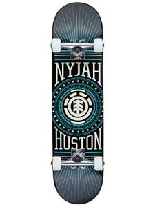 Element Nyjah Dialed 7.75 Skateboard Complete