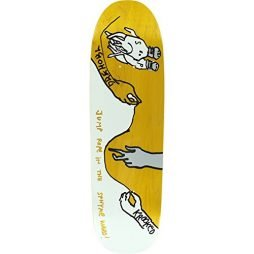 "Krooked Skateboards Drehobl Sphyke Ward Skateboard Deck - 8.85"" x 32.125"""
