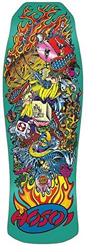 Santa Cruz Skateboard Decks - Santa Cruz Hosoi ...