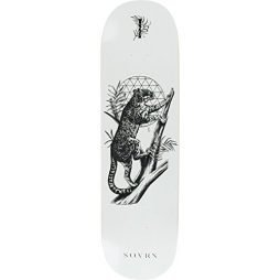 Sovrn Felis Skateboard Deck -8.5- ASSEMBLED AS COMPLETE SKATEBOARD