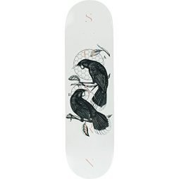 Sovrn Neomorpha Skateboard Deck -8.18 DECK ONLY - (Bundled with FREE 1'' Hardware Set)