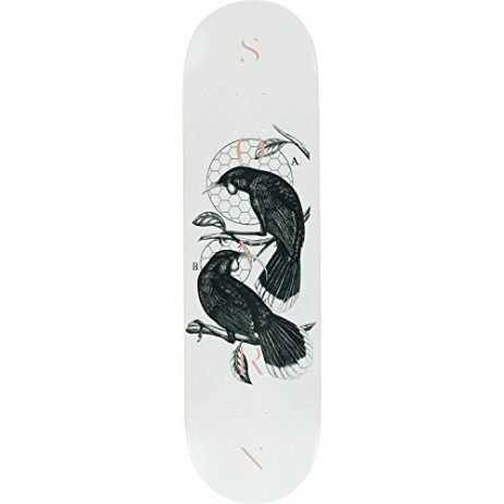 Sovrn Neomorpha Skateboard Deck -8.18- Assembled AS Complete Skateboard