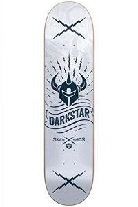 Dark 10012529 Axis Pastel Blue Deck Skateboard, Pastel Blue, Size 8.375