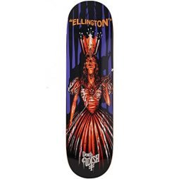 Deathwish Ellington Nightmare in Emerald Skateboard Deck – 8.25″