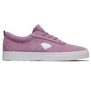 Diamond Supply Co. Icon Shoes - Lavender Suede - 10.0