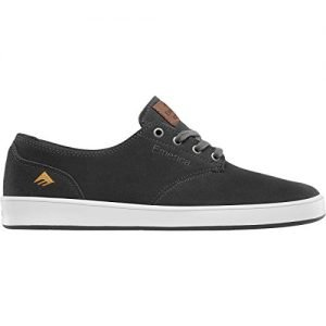 Emerica Men's The Romero Laced Skate Shoe, Dark Grey, 10 Medium US