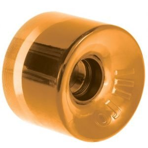 OJ Wheels Hot Juice 78A Skateboard Wheels (Transparent Orange, 60mm)