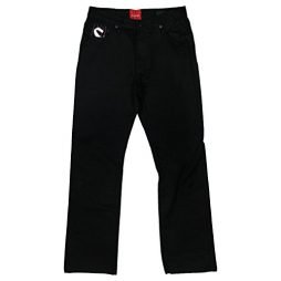 CHOCOLATE Skateboard Pants JEAN BLACK
