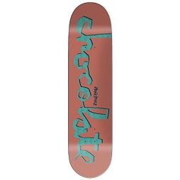Chocolate Perez Original Chunk Deck 8.0""