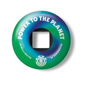 Element Power to the Planet Earth Day Wheels